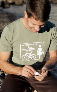Mens Unlendables Tee  http://www.chalkydigits.co.nz/shop/summer+2015+mens/the+unlendables+tee.html