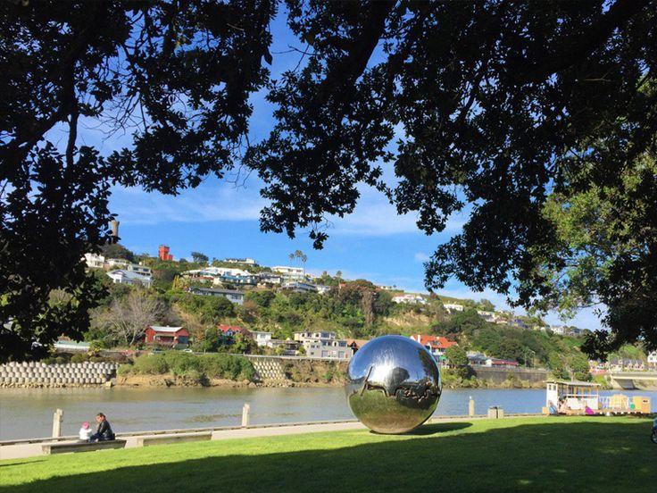 You deserve to put your feet up in the shade and enjoy the Whanganui downtown riverbank! #visitwhanganui Pic @KJNUTTALL :)  #whanganui #newzealand #wanganui #northisland #travelnz #visitnewzealand #newzealandbeauty #whanganuiriver #nzmustdo #kiwi_photos #kiwipics #travelgram #lonelyplanet #nz #mustdonz #sculpture
