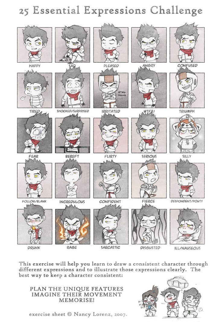 Character Design Essentials : Best chibi cute images on pinterest