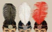 1920's Feather Headdress