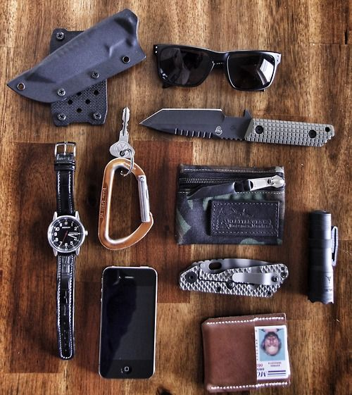 Every Day Carry: Strider HT-T in CPM-3V Monkey Edge edition Strider SNG DGG... #EDCKit
