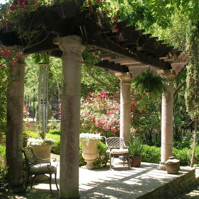 Patio English Garden Design, Pictures, Remodel, Decor and Ideas