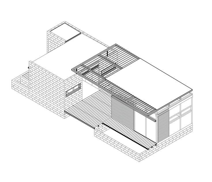Galería - Arquitectura Social en México: Casa Cubierta de Comunidad Vivex - 29