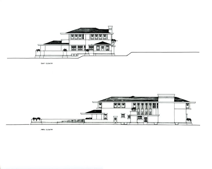 The 8 best Projects to Try images – Meyer May House Floor Plan