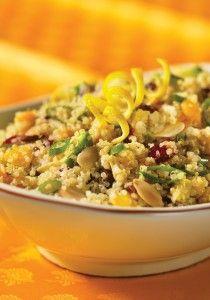 Killer Quinoa Salad by Best of Bridge ---- back by popular demand!