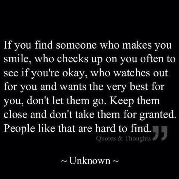 Good people to have in your life