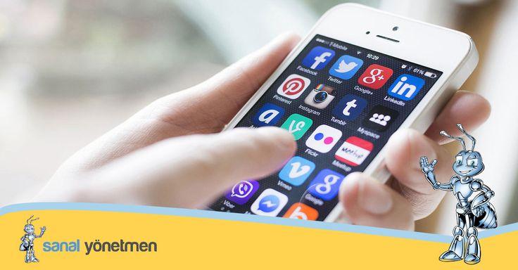 Sosyal Medyanın Hedef Kitlenize Ulaşma Konusunda Altın Bir Yol Olduğunu Unutmamalısınız. Sosyal Medya Yönetimi Konusunda Yardım Almak İstiyorsanız Sanal Yönetmen Yanınızda