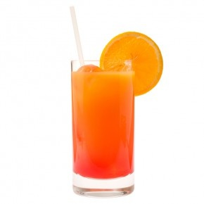 Sex on the Beach - A provocative name for a harmless fruity drink. #vodka #peachschnapps