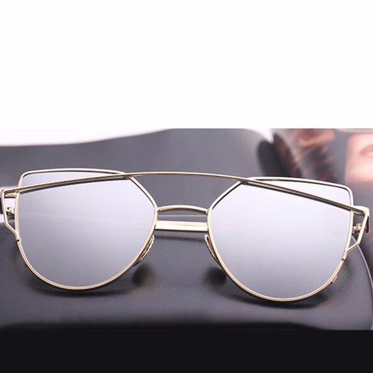 Reflektierende Linsen Damen Sonnenbrillen Metallrahmen Outdoor Wandern Klettern Brillen Für Stern Stil Hohe Qualität