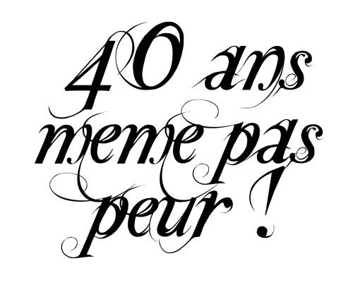 les 25 meilleures id es concernant citation anniversaire 40 ans sur pinterest citation 40 ans. Black Bedroom Furniture Sets. Home Design Ideas