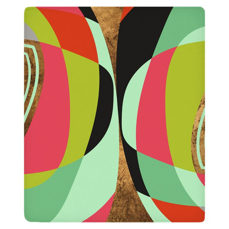 The Best of two Worlds Fleece Throw