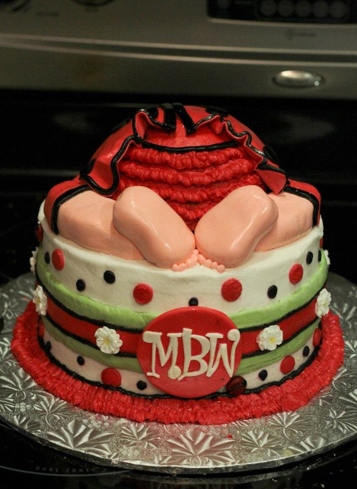 baby cakes baby shower cakes girl shower lady bug beautiful cakes san