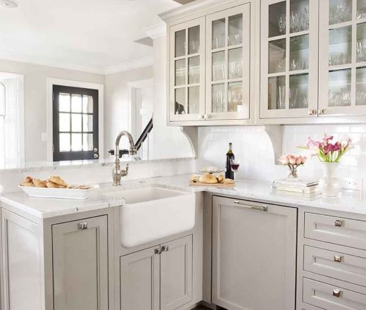 Best One Step Paint For Kitchen Cabinets: 25+ Best Ideas About Grey Cabinets On Pinterest