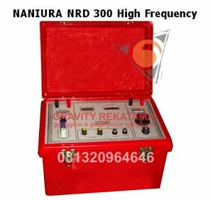 Gambar Alat Geolistrik NRD 300 HF