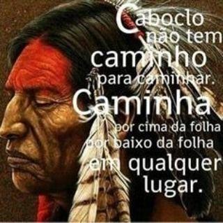 SOU FILHA DE UMBANDA • Okê Caboclo!  #Caboclo #umbanda