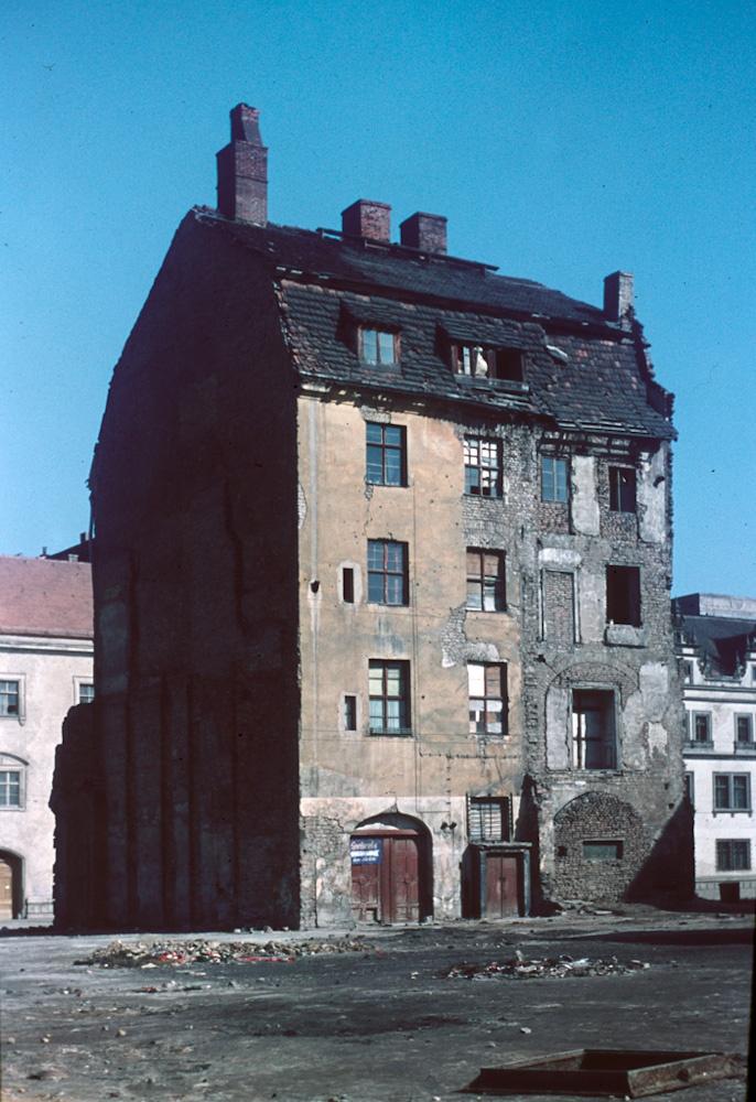 Hein Vontin: Berlin in March 1954