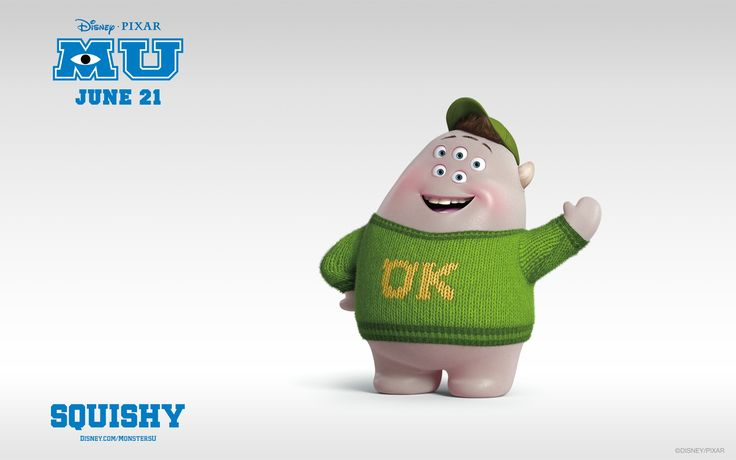 Squishy – Monsters University