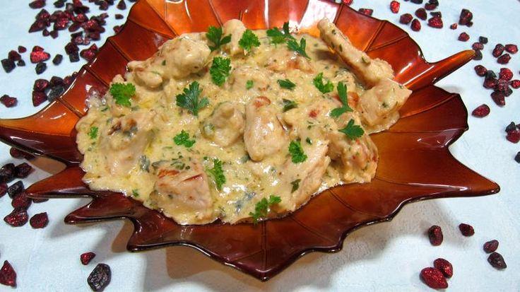 Découvrez notre recette de Escalopes de dinde au Saint Agur