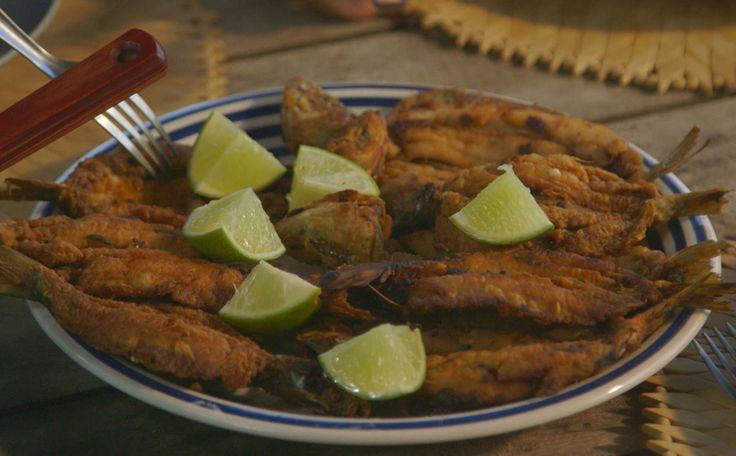 As sardinhas são um ótimo petisco para começar a refeição