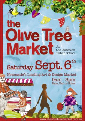 Started in 2008, The Olive Tree Market is the Leading Art & Design Market in Newcastle and the launching pad for over a hundred and twenty c...