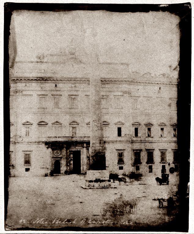 Montecitorio (1846