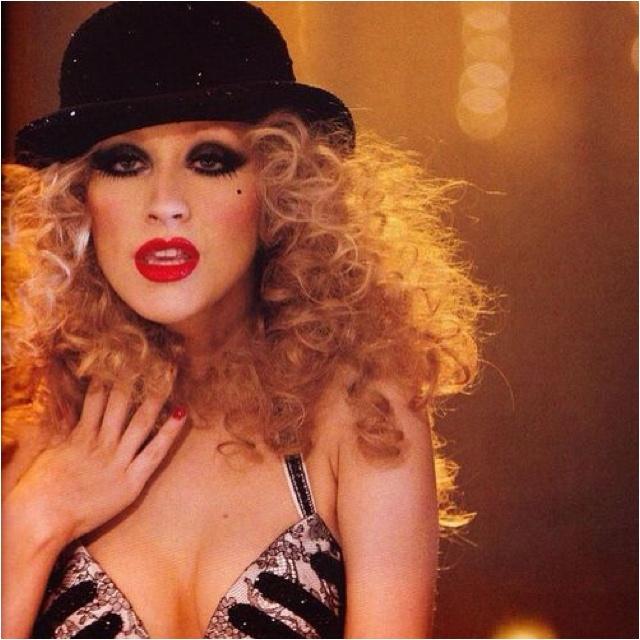 Christina Aguilera In Burlesque Movies Burlesque Burlesque