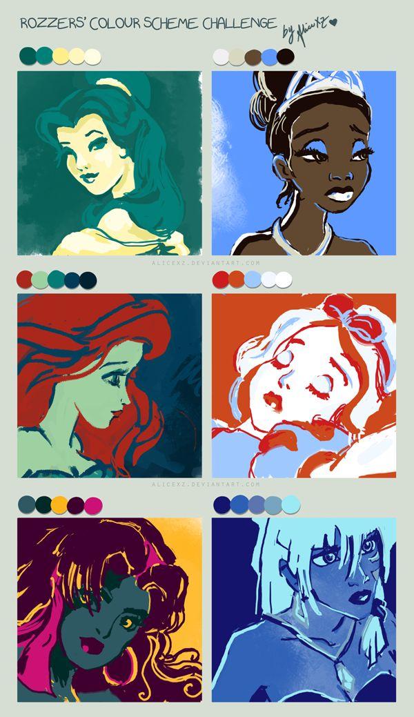 「Color scheme」の画像検索結果