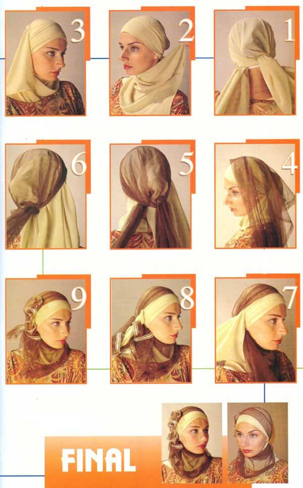 How to Wear Hijab in Different Styles,  Go To www.likegossip.com to get more Gossip News!