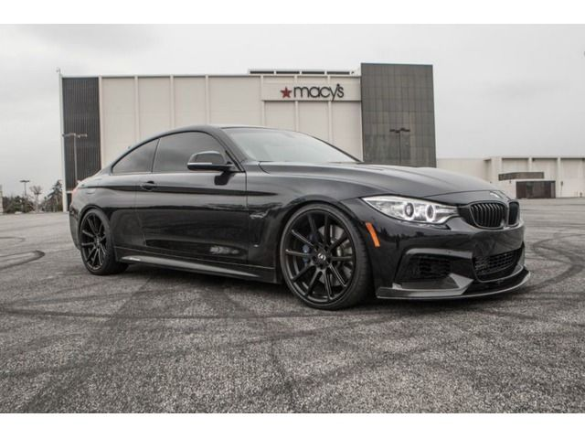 2015 Bmw 4 Series Dinan Stage 2 M Sport With Images Bmw 4