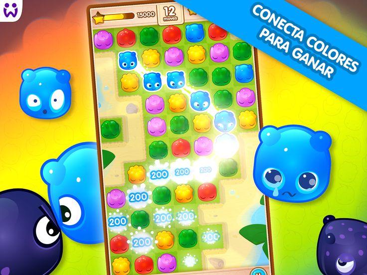 #Android Jelly Splash actualiza y promete ser un contrincante de Candy Crush. - http://droidnews.org/?p=331