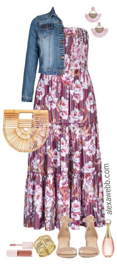 Plus Size Vacation Outfits - Plus Size Outfit Ideas - Plus Size Fashion for Women - alexawebb.com #alexawebb