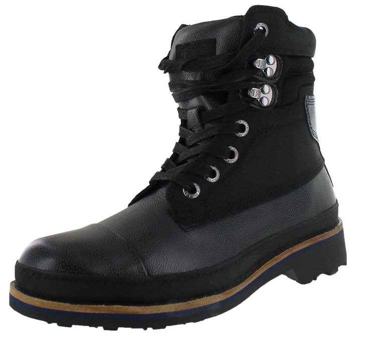 Pajar Earl Mens Waterproof Leather Snow Boots Products And