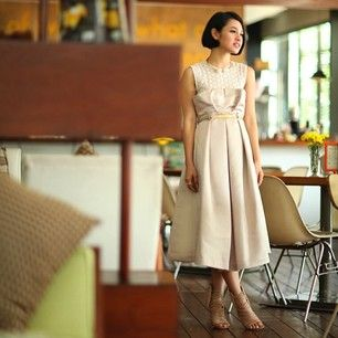 Fashion Update: Andien Aisyah