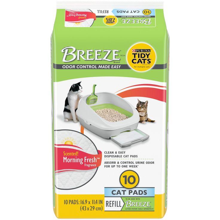 Purina Tidy Cats Breeze Litter System Cat Pad Refills