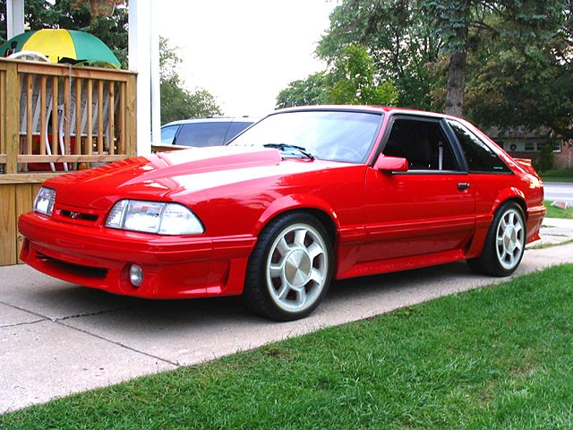 12 best JUSKENZ images on Pinterest  Mustang cobra 1993 ford