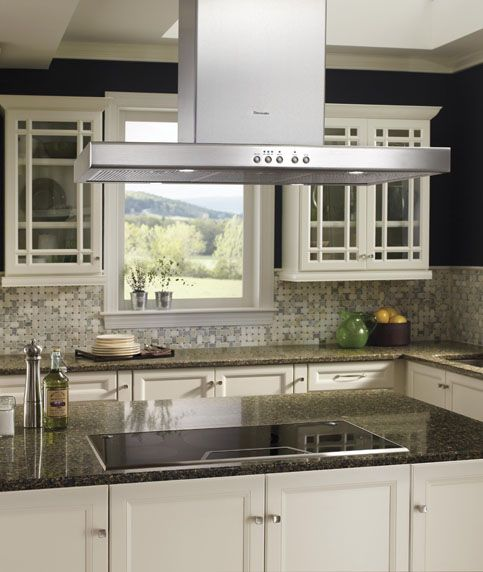 Kitchen Design Center: Thermador Kitchen Gallery : Tradition Kitchen