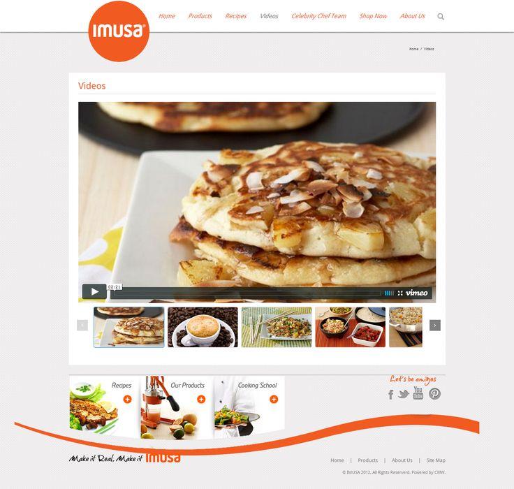 ImusaUSA.com videos page