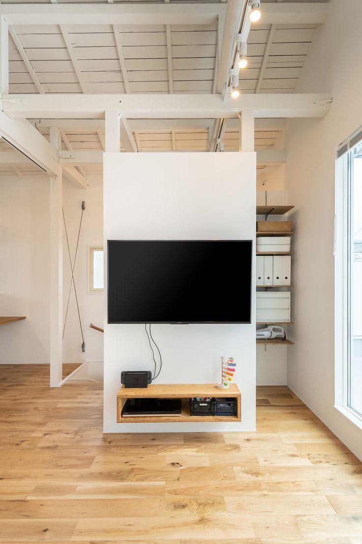 戸建てリノベーション By Acctree 自宅で 無印良品 リノベーション ウォークインクローゼットのデザイン