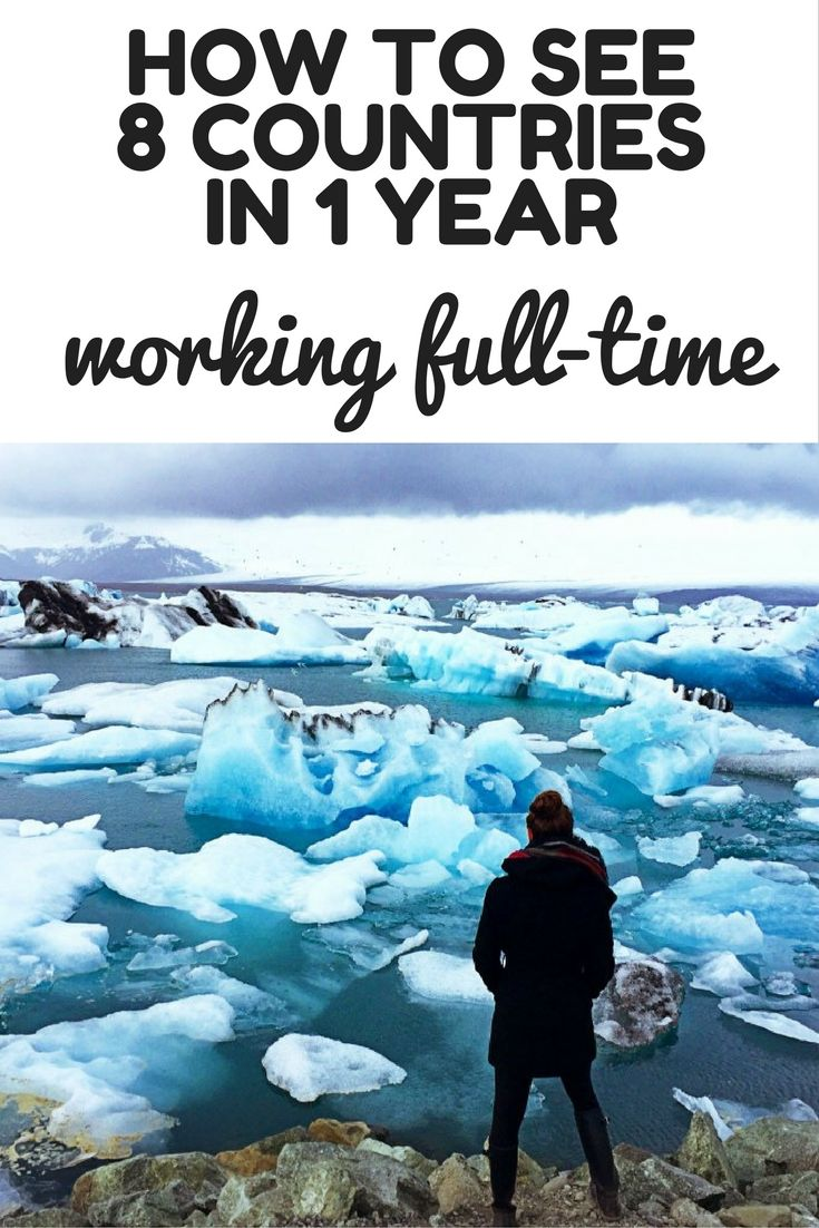 travel working full-time