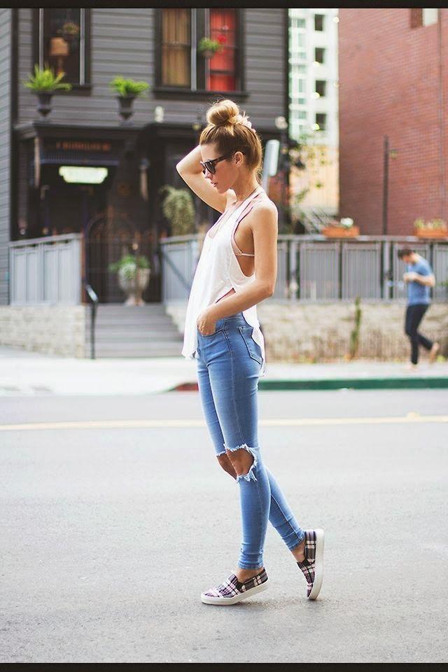 McSiroisFR: Le jeans troué