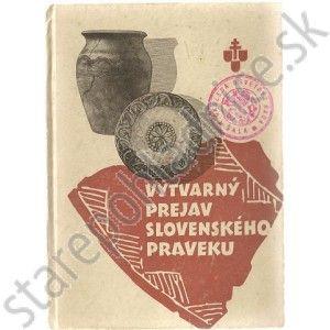 Výtvarný prejav slovenského praveku, Vojtech Krička