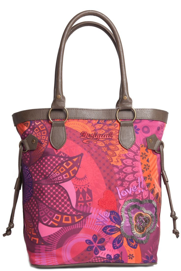 Assez 50 best Sac Desigual Hiver 2013 images on Pinterest | Winter, Bag  KU13