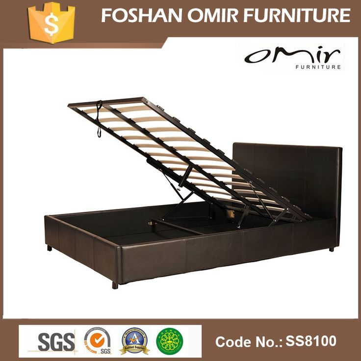 """""""2016 New products cheap bed frame sale,lift up adjustable height metal bed frame design,bedroom funiture bulk buy from china"""""""