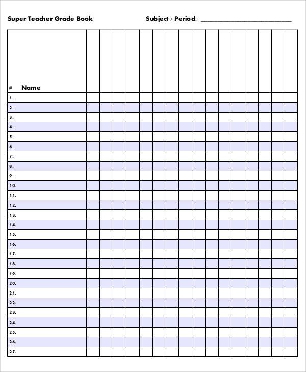 picture relating to Printable Grade Books titled Quality Guide Templates 13+ Absolutely free Printable Document, PDF Xlx