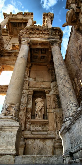Library of Celcus, Ephesus, Turkey