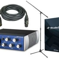 Presonus Audiobox USB Audio Interface, Presonus Studio One Artist, Microphone Boom Stand and 25ft XLR Cable   Presonus Audiobox USB: the PreSonus AudioBox USB is a USB bus-powered audio recording interface featuring 2 microphone/instrument inputs with 48V Read  more http://themarketplacespot.com/dj-equipment/presonus-audiobox-usb-audio-interface-presonus-studio-one-artist-microphone-boom-stand-and-25ft-xlr-cable/  Visit http://themarketplacespot.com to read more on this topic