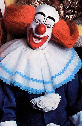 http://WhoLovesYou.ME | #clowns Bob Bell (Bozo) ~ Flint Michigan - January 18, 1922 #clowns #circus