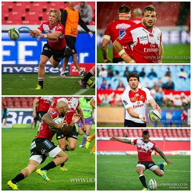 Faf de Klerk and Lionel Mapoe have been named in the starting line-up for the Springbok test against Ireland this Saturday at Newlands.  Three more Emirates Lions players, Julian Redelinghuys, Warren Whiteley and Elton Jantjies will warm the bench.  We are so proud of you!  #Lions4Life #LionsSpringboks #EmiratesLions #TestMatch #LoveRugby #LionsPride #RSAvIRE