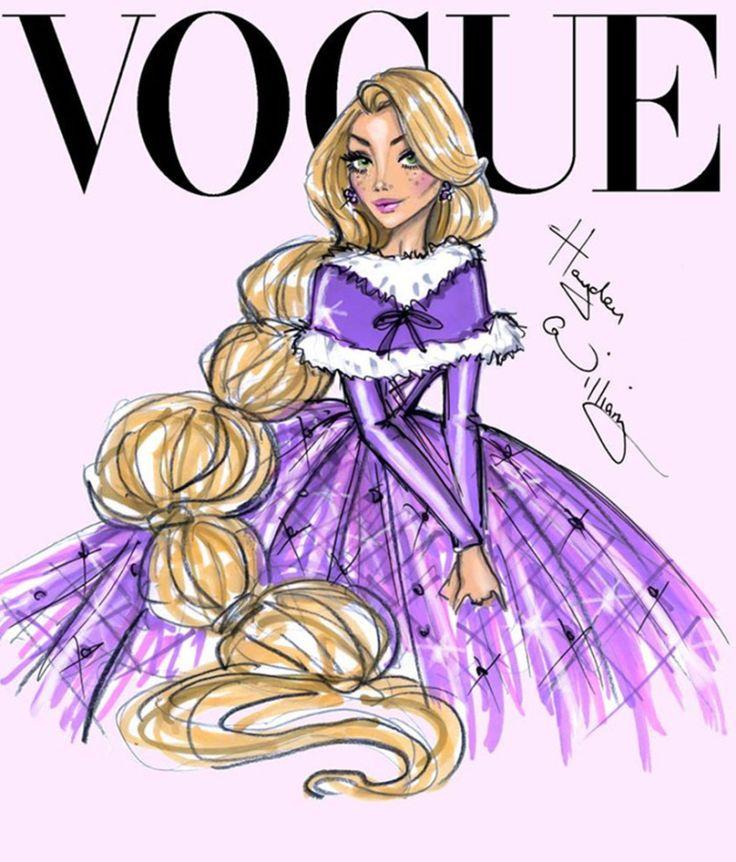 2 Hayden Williams - princesas Vogue