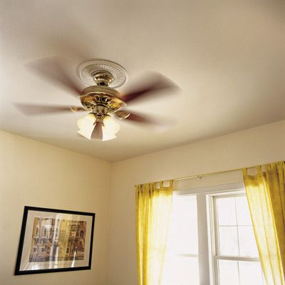 10 ways to beat the heat fan bladesthis old househouse